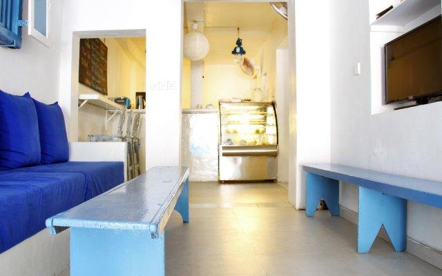Pedlars Inn Hostel комната для гостей