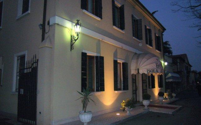 Отель Isola Di Caprera Италия, Мира - отзывы, цены и фото номеров - забронировать отель Isola Di Caprera онлайн вид на фасад