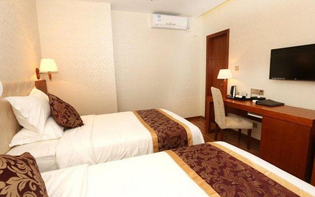 Отель Super 8 Hotel Xiamen Si Ming Nan Lu Xia Da Китай, Сямынь - отзывы, цены и фото номеров - забронировать отель Super 8 Hotel Xiamen Si Ming Nan Lu Xia Da онлайн комната для гостей