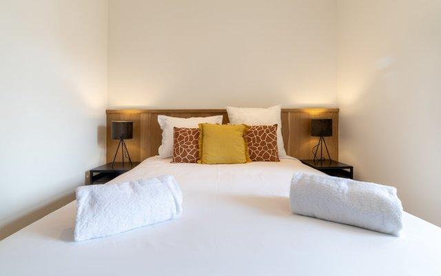 Отель Sweet Inn Apartments - Ste Catherine Бельгия, Брюссель - отзывы, цены и фото номеров - забронировать отель Sweet Inn Apartments - Ste Catherine онлайн комната для гостей