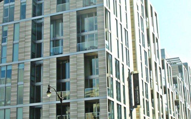 Отель Weichert Suites at City Center США, Вашингтон - отзывы, цены и фото номеров - забронировать отель Weichert Suites at City Center онлайн вид на фасад
