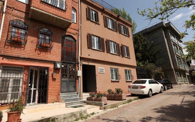Yesim Suites Турция, Стамбул - отзывы, цены и фото номеров - забронировать отель Yesim Suites онлайн вид на фасад