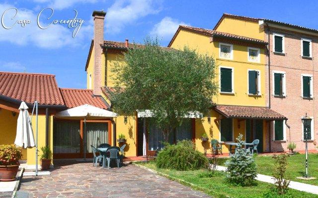 Отель Casa Country B&B Италия, Мирано - отзывы, цены и фото номеров - забронировать отель Casa Country B&B онлайн вид на фасад