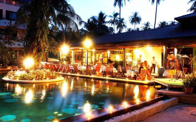 Отель Karona Resort & Spa вид на фасад