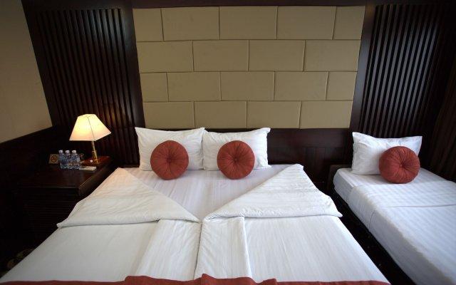Отель Halong Majestic Legend Cruise комната для гостей