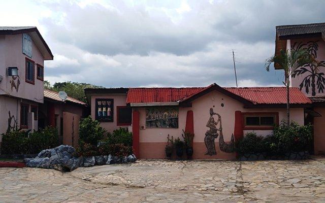 Safegold Hotel вид на фасад