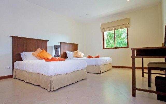 Апартаменты Bang Tao Beach Apartment комната для гостей