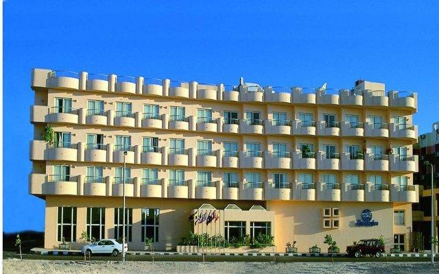 Sea Garden Hotel вид на фасад