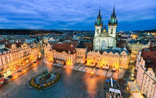 Отель The Crown Tower Прага