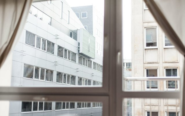 Отель Apartment4you Centrum 1 Варшава вид на фасад