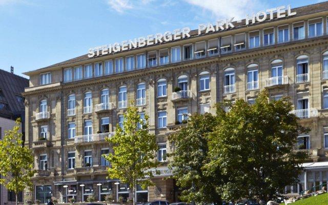 Отель Steigenberger Parkhotel Düsseldorf