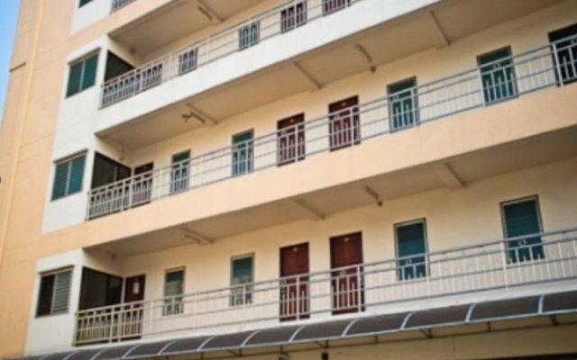 Отель S&P Service Apartment Таиланд, Бангкок - отзывы, цены и фото номеров - забронировать отель S&P Service Apartment онлайн вид на фасад