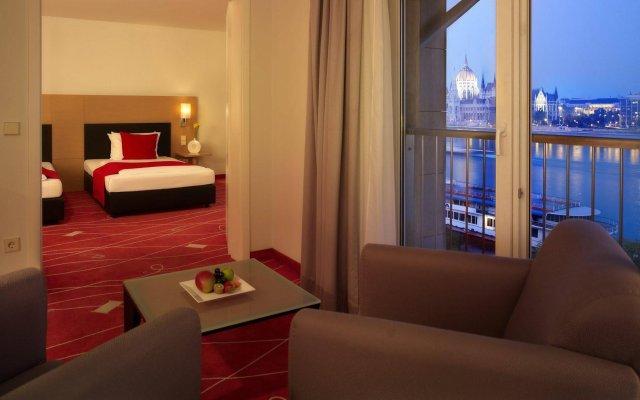 Отель art'otel budapest, by Park Plaza Венгрия, Будапешт - 9 отзывов об отеле, цены и фото номеров - забронировать отель art'otel budapest, by Park Plaza онлайн комната для гостей