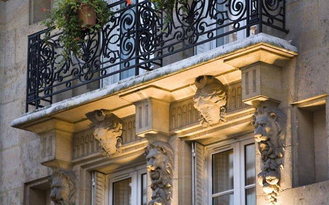 Lenox Montparnasse Hotel вид на фасад