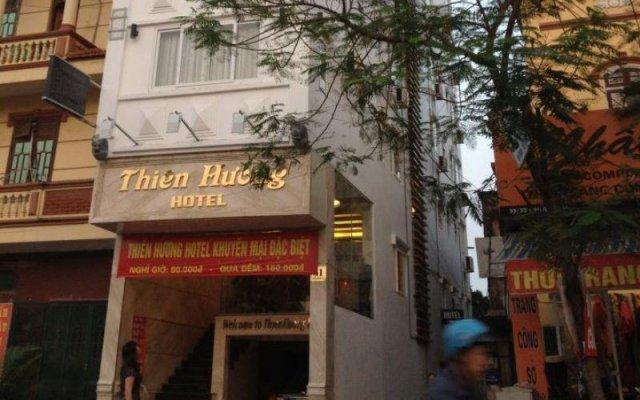 Отель Thien Huong - Van Mieu Ханой вид на фасад