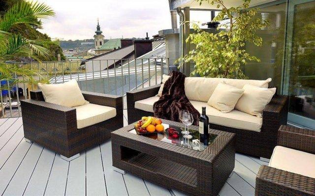 Отель Wolf Dietrich Австрия, Зальцбург - отзывы, цены и фото номеров - забронировать отель Wolf Dietrich онлайн вид на фасад