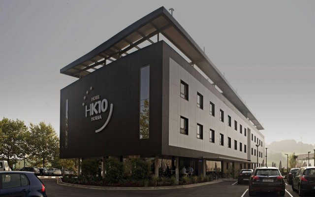Отель K10 Испания, Урньета - отзывы, цены и фото номеров - забронировать отель K10 онлайн вид на фасад