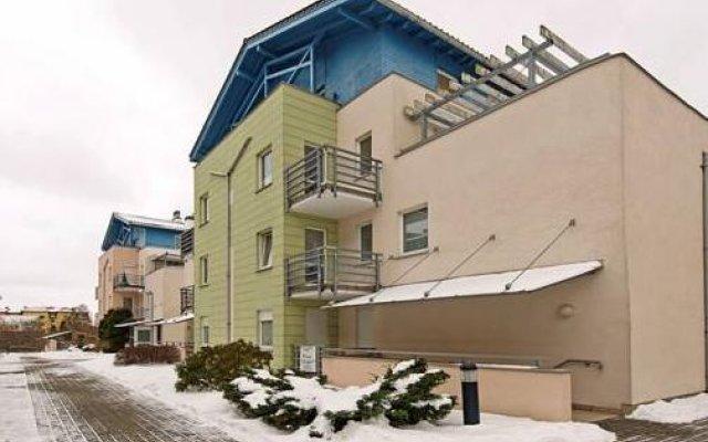 Отель Apartamenty Sun & Snow Maria Ludwika Польша, Сопот - отзывы, цены и фото номеров - забронировать отель Apartamenty Sun & Snow Maria Ludwika онлайн вид на фасад