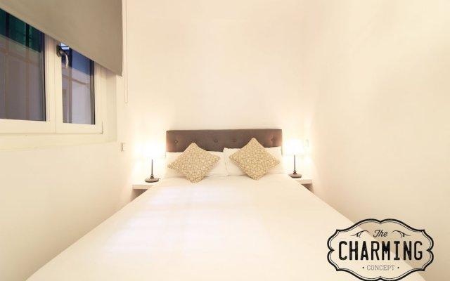 Отель Charming Exclusive La Latina Испания, Мадрид - отзывы, цены и фото номеров - забронировать отель Charming Exclusive La Latina онлайн вид на фасад