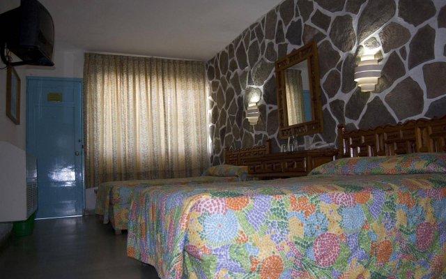 Acapulco Park Hotel комната для гостей