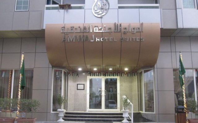 Отель Amwaj Hotel Suites ОАЭ, Шарджа - отзывы, цены и фото номеров - забронировать отель Amwaj Hotel Suites онлайн вид на фасад