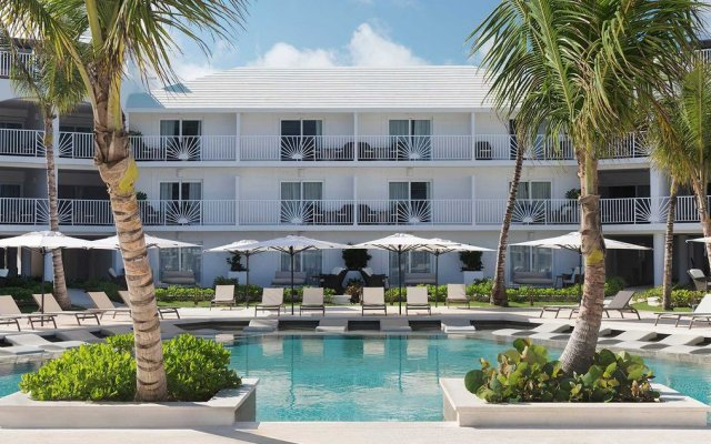 Отель Excellence Punta Cana - Adults Only Пунта Кана бассейн