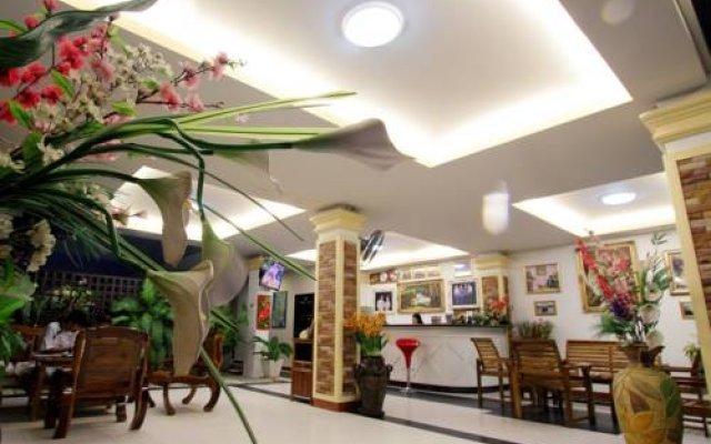 Отель White Resort интерьер отеля