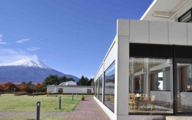 Hotel Mt. Fuji Яманакако вид на фасад