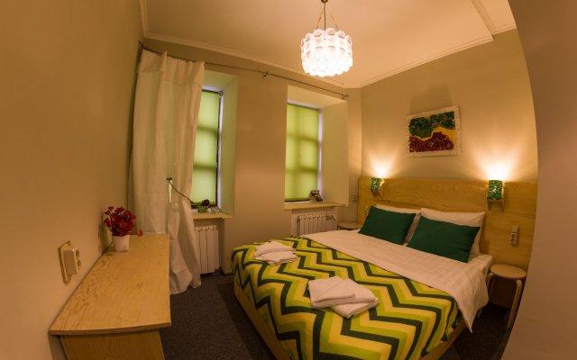 Гостиница Ecotelmoscow комната для гостей