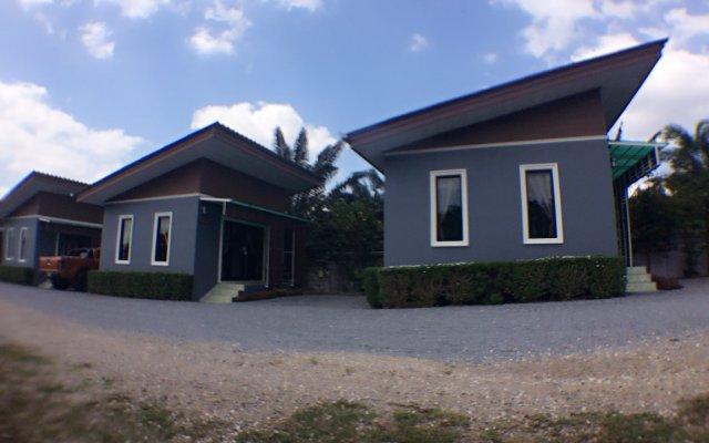 Отель Numjaan Resort вид на фасад