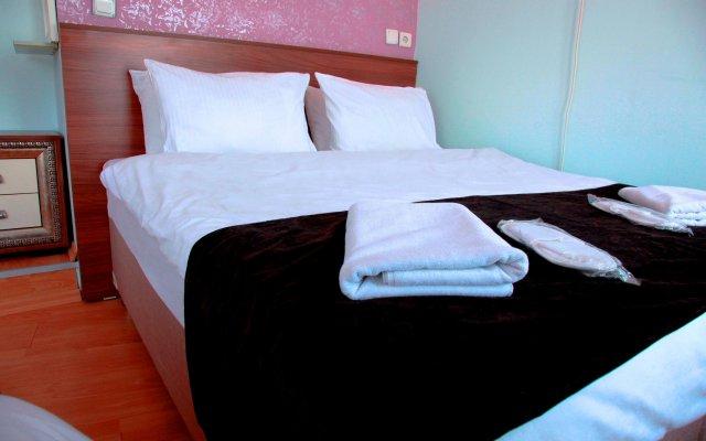 Buhara Hotel комната для гостей