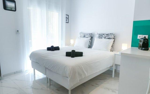 Апартаменты Luxury Studio In Athens Афины комната для гостей