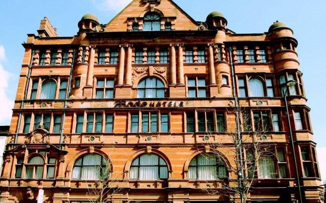 Отель ABode Manchester Великобритания, Манчестер - отзывы, цены и фото номеров - забронировать отель ABode Manchester онлайн вид на фасад