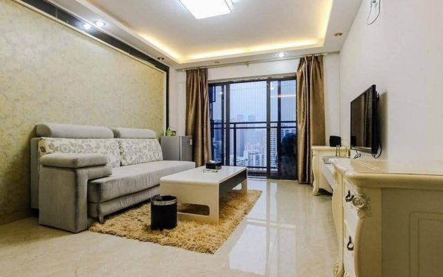Апартаменты Ruige Business Apartment Shenzhen комната для гостей