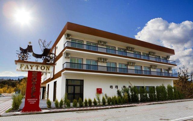 Fayton Hotel Турция, Акхисар - отзывы, цены и фото номеров - забронировать отель Fayton Hotel онлайн вид на фасад