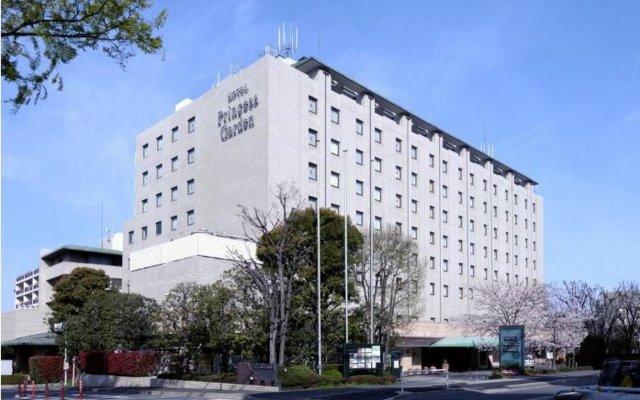 Отель Princess Garden Япония, Токио - отзывы, цены и фото номеров - забронировать отель Princess Garden онлайн вид на фасад