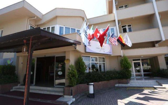 Seka Park Hotel Турция, Дербент - отзывы, цены и фото номеров - забронировать отель Seka Park Hotel онлайн вид на фасад