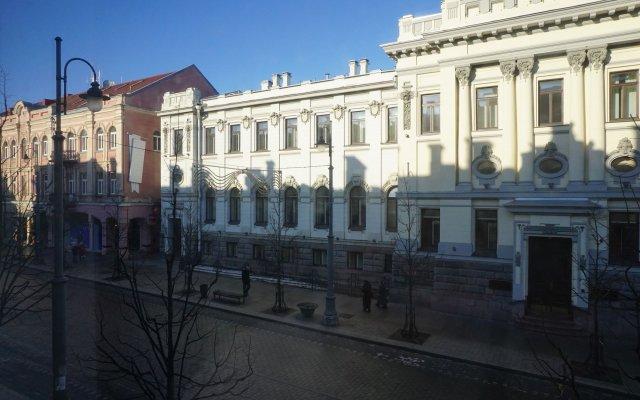 Отель Budget Central Литва, Вильнюс - отзывы, цены и фото номеров - забронировать отель Budget Central онлайн вид на фасад