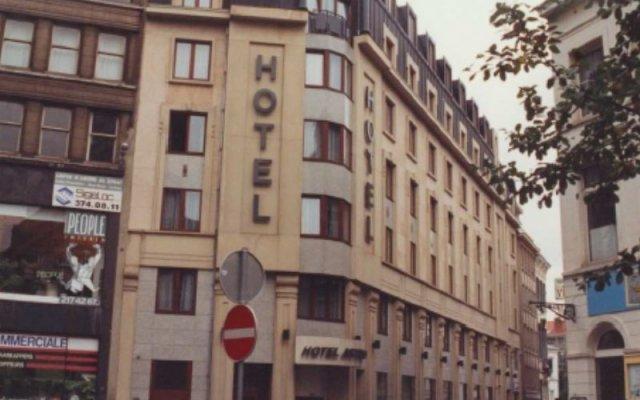 Отель Astrid Centre Бельгия, Брюссель - 2 отзыва об отеле, цены и фото номеров - забронировать отель Astrid Centre онлайн вид на фасад