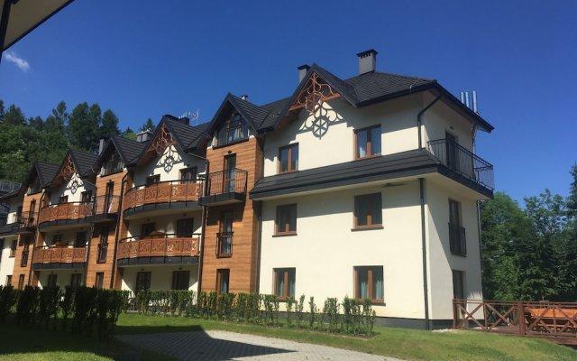 Отель Apartamenty Forma Tatrica Закопане