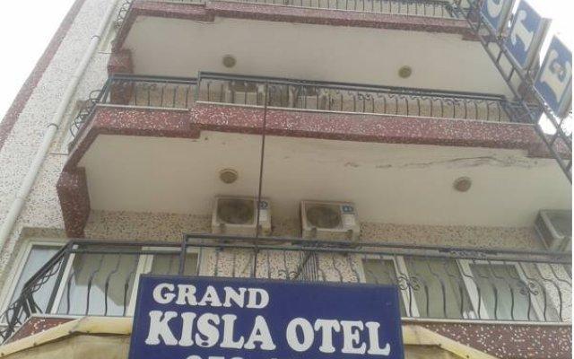 Grand Kisla Hotel Турция, Алашехир - отзывы, цены и фото номеров - забронировать отель Grand Kisla Hotel онлайн вид на фасад