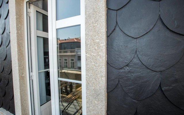 Отель 194 Porto.Flats Порту вид на фасад