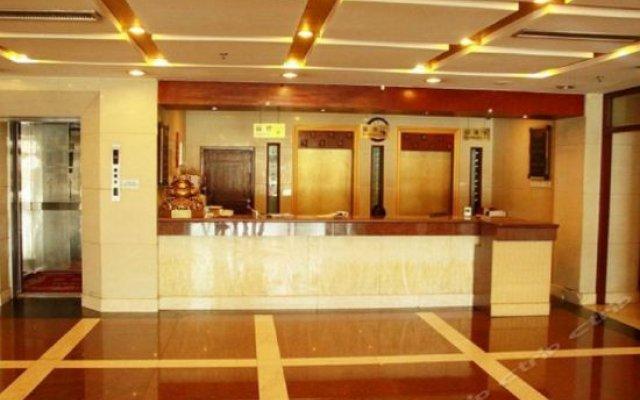 Отель Tianqu Air Business Hotel Китай, Пекин - отзывы, цены и фото номеров - забронировать отель Tianqu Air Business Hotel онлайн интерьер отеля