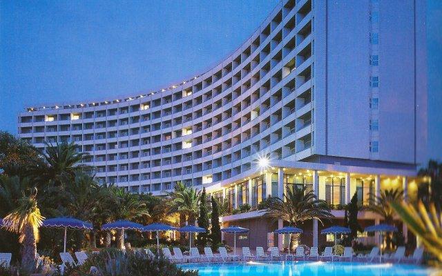 Отель Akti Imperial Deluxe Spa & Resort вид на фасад
