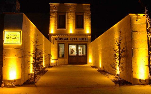 Goreme City Hotel Турция, Гёреме - отзывы, цены и фото номеров - забронировать отель Goreme City Hotel онлайн вид на фасад