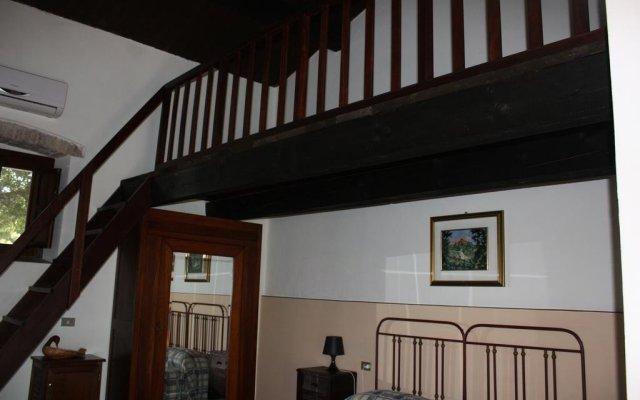 Отель Azienda Agrituristica Le Puzelle Санта Северина комната для гостей