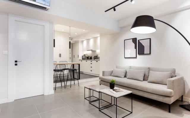 Апартаменты UPSTREET Ermou Elegant Apartments Афины