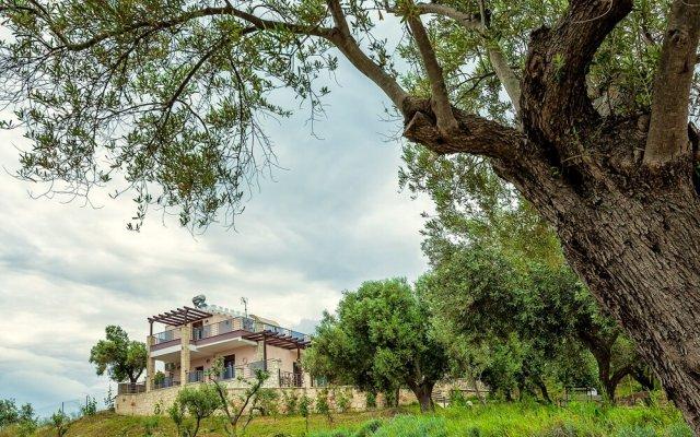 Отель Anna Maria Paradise Греция, Ханиотис - отзывы, цены и фото номеров - забронировать отель Anna Maria Paradise онлайн вид на фасад