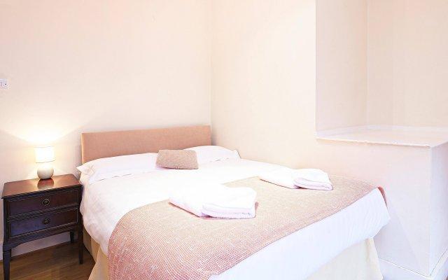 Отель Zoly Apartment - SE1 London Великобритания, Лондон - отзывы, цены и фото номеров - забронировать отель Zoly Apartment - SE1 London онлайн вид на фасад