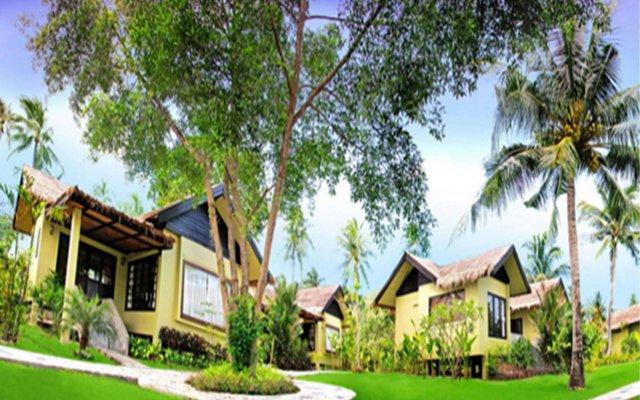Отель Panalee Resort Таиланд, Самуи - 1 отзыв об отеле, цены и фото номеров - забронировать отель Panalee Resort онлайн вид на фасад